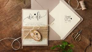 Awesome Rustic Wedding Invitations And Save The Dates