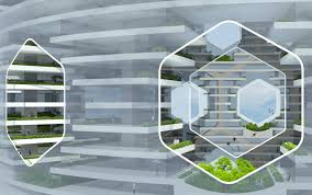 Tiny Tower Floors Pictures by Solar Vertical City Is A Self Contained Green Infused Tower