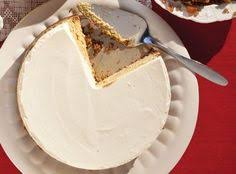 Pumpkin Cheesecake Gingersnap Crust Bon Appetit by Pumpkin Cheesecake With Caramel Swirl And Gingersnap Crust From