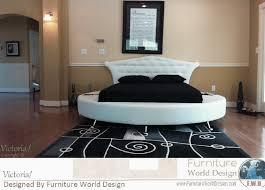victoria round bed