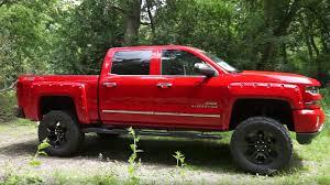 Big Red Silverado Will Make Your Neighbors Jealous - ChevyTV