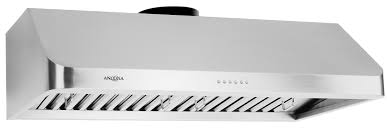 36 Inch Ductless Under Cabinet Range Hood by 100 36 Inch Ductless Under Cabinet Range Hood Stainless