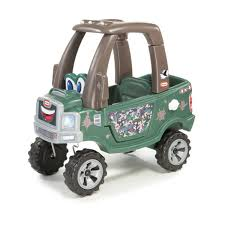 MGA Little Tikes Off-Roader Cozy Truck Ride-On, Camo - Shopcade ... Super Fun With The Little Tikes Classic Rideon Pickup Truck Youtube Cozy Truck Trailer Toy Push Ride On Car Kids Child Toddler Wheels Elc Toys Malta Cosy Coupe Only 5179 Regular 90 Princess Rideon Amazoncom Patrol Games 30th Anniversary Rugged Offroad Flatbed Little Tikes Cozy 2900 Pclick Uk Police Pedal Baby
