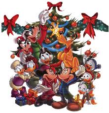 Mickey Minnie Mouse Christmas Tree Group Pictures
