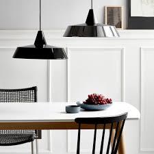 designer pendelleuchte jubilee schwarz e27 by bonnelycke mdd