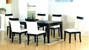 Modern Dining Room Sets For 4 A Set Small Space Beautiful