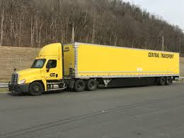 Anyone Know Any Central Transport Drivers...the Yellow Trucks