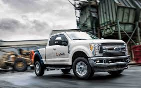 100 Ford Compact Truck F250s Upfit By XL Hybrids Going To The City Of Sacramento