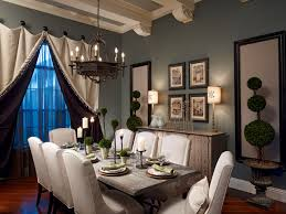 Lake Mary Rustic Style Residence Traditional Dining Room
