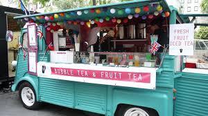 100 Mighty Boba Truck World Street Food Festival In 2019 Bubble Tea Food Truck Food