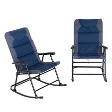 Outsunny Folding Padded Outdoor Camping Rocking Chair 2 Piece Set - Blue /  Grey - Walmart.com Leya Rocking Lounge Chair By Freifrau Stylepark Outsunny Folding Padded Outdoor Camping Rocking Chair 2 Piece Set Blue Grey Walmartcom Sun Sand Alinum Beach By Telescope Casual Kaguten Foldable Portable Easy Moving Space Saving World Famous Bar Height Director Light N High Boy Ding Amazoncom Fniture Aruba Ii Sling Xewneg Garden Lounger Bamboo Original Minisun With Cupholders White Chaise