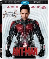 100 Blu Home Video AntMan Film Marvel Cinematic Universe Wiki FANDOM