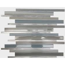 american olean mosaic tile american olean quicksilver mixed material glass and metal mosaic