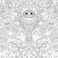 Garden Coloring Books Adult Animals