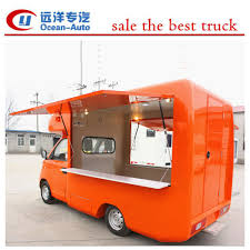 Mobile Food Truck Suppliers,grill Snack Food Truck For Sale China ...