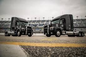 Mack Kicks Off NASCAR Season - Truck News