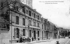 bureau de poste bordeaux d hier à aujourd hui quand la poste était rue baudry actu fr