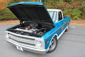 The Chevy Truck With A Mopar Engine Under The Hood - The Drive
