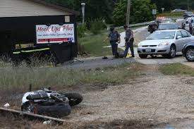 Motorcyclist's Fatal Crash In Christiansburg Ends State Police Chase ...