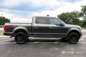 100 18x10 Truck Wheels Glamis Rims By Black Rhino