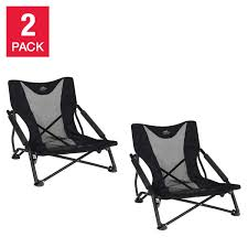 Cascade Mountain Tech Low Profile Camp Chair, 2-pack Gci Outdoor Sports Chair Leisure Season 76 In W X 61 D 59 H Brown Double Recling Wooden Patio Lounge With Canopy And Beige Cushions Amazoncom Md Group Beach Portable Camping Folding Fniture Balcony Best Cape Cod Classic White Adirondack Everyones Obssed With This Heated Peoplecom Extrawide Padded Folding Toy Lounge Chairs Collection Toy Tents And Chairs Ozark Trail 2 Cup Holders Blue Walmartcom Premium Black Stripe Lawn Excellent Costco High Graco Leopard Style Transcoinental Royale Metal