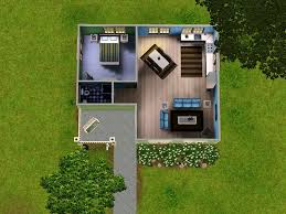 mod the sims lil green bungalow a small home for your sims