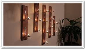decor lighted wall home design ideas intended for diy lighted