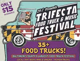 Trifecta Food Truck & Music Festival — Dangerously Delicious Pies Baltimore Protects Restaurants By Creating Food Truck Zones Eater Maryland Week Starts Friday With A Celebration In Port Sighting 2 Creperie Breizh The Baltimore Food Rag Taco Festival Power Plant Live Tafestscom The Gluten Dairyfree Review Blog El Gringo Mmm Good Home Facebook Vet Fights Rule Restricting Where He Can Park Trucks Cedonia Md Rally Museum Of Industry 31 August Trifecta Countrys Largest Isnt Just About Anymore Fast Bowl Centreville Va Roaming Hunger