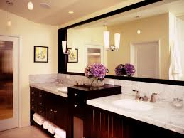 Designing Bathroom Lighting | HGTV Great Bathroom Pendant Lighting Ideas Getlickd Design Victoriaplumcom Intimate That Youll Love Flos Usa Inc 18 Beautiful For Cozy Atmosphere Ligthing Height Of Light Over Sink Using In Interior Bathroom Vanity Lighting Ideas Vanity Up Your Safely And Properly Smart Creative Steal The Look Want Now Best To Decorate Bathrooms How A Ylighting