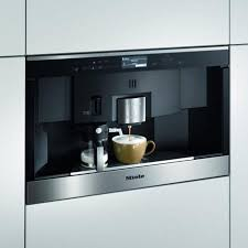 Miele CVA6431clst Nespresso Capsule Built In Coffee Machine