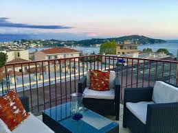 100 Villefranche Sur Mere Charming Newly Renovated Penthouse With Stunning Panoramic Sea View
