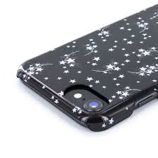 Jack Wills WRAY Glossy Star Print Shell Case for iPhone 8