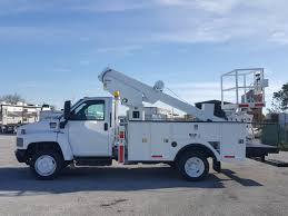 2007 GMC C4500 Aero-Lift 2TPE-35 40ft Bucket Truck - 25967 - Trucks ...