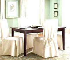 Striking Parson Chair Covers White Slipcovers Modest Fine Dining Room In Slipcover