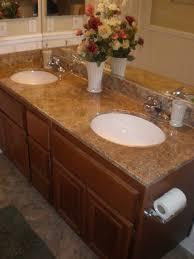 Bathroom Vanity Tops With Sink by Bathroom Design Fabulous Replace Bathroom Countertop Bathroom