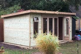 100 Contemporary Summer House Uppingham House Phoenix Garden Buildings
