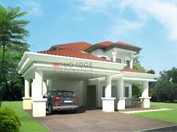 100 Bungalow Design Malaysia Modern Modern India