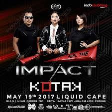 Fri 19 May 2017 Liquid Cafe Semarang
