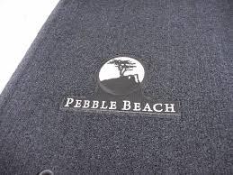 oem 2007 2012 lexus es350 4 piece pebble beach black carpet floor