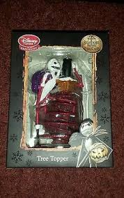Diy Nightmare Before Christmas Tree Topper by Disney The Nightmare Before Christmas Tree Topper New Nbx Jack