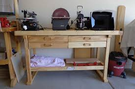 harbor freight workbench modeling tools and workshop equipment