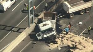 Princes Freeway Crash: Traffic Between Geelong And Melbourne Delayed ...