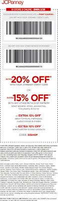 JCPenney Coupons - 15% Off At JCPenney, Or Online Via Promo ...