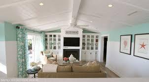 Brown And Aqua Living Room Decor by Living Room Aqua Accent Wall 2017 Living Room Makeover Ideas