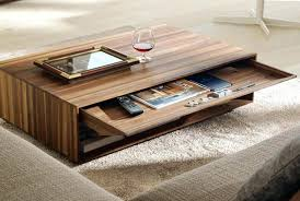 furniture modern wooden coffee table designs plans awesome wood