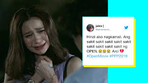 100 Munoz Studio Twitter Reactions To Open Film Starring Arci And JC Santos