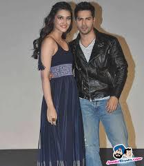 Song Launch of Dilwale Kriti Sanon and Varun Dhawan