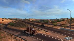 SCS Software's Blog: Arizona Road Network