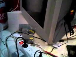 sony tv kv 29ls35e 2 blink ocp in repair prosses youtube
