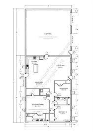 Pole Barn Home Floor Plans With Basement by Best 25 Barndominium Cost Ideas On Pinterest Pole Barn House